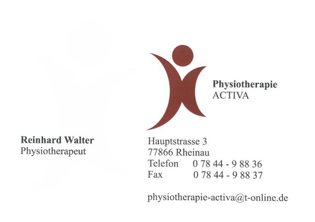 Physiotherapie ACTIVA